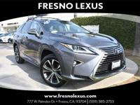 Come to Fresno Lexus and test drive this fresh, rare,