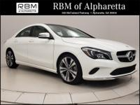 - Certified CLA250  - Panorama Moonroof - Blind Spot