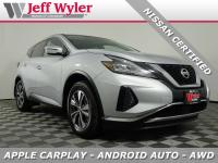 INCREDIBLE VALUE ($35,010 BRAND NEW) - NISSAN CERTIFIED