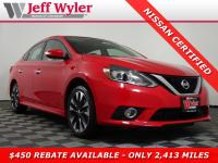 $450 REBATE AVAILABLE - ONLY 2,413 MILES (LIKE NEW) -