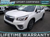 ***SUBARU CERTIFIED PRE-OWNED***2019 Subaru Forester