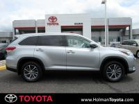 2019 Toyota Highlander XLE, Toyota Certified, All Wheel