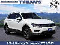 Huge Savings on this AWD 2019 VW Tiguan SEL. It is VW