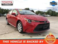 2020 Toyota Corolla LE ***1.9% FINANCING AVAILABLE***,