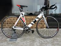 Type: BicycleType: UnisexUp for sale is a 2013 Cervello