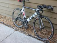 Type:BicycleType:ManCervelo P3 2013 48mm in mint