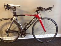 Type:BicycleType:ManThis is a 51 cm, Cervelo P3C from