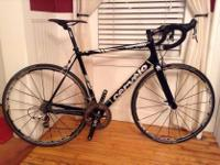 Type: BicycleType: ManBeautiful 2009 Cervelo R3 SL road