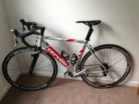 Cervelo Soloist w/Campagnolo Wheels  Description