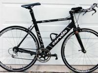 2005 Cervelo Soloist Time Trial/ Triathlon Bike. If