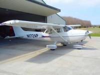 Make/Model: Cessna 172/180 Conversion Year: 1976 Miles: