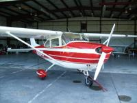 1964 skyhawk 172-E. total time 3300 hrs. 0-300-D