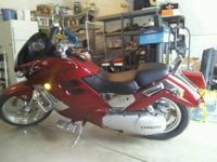 CF MOTO 250 v3 Automatic - 2009 w/ only 1000 miles.