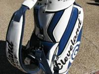 For Sale is a New 2010 Cleveland Golf Team Bag PN #