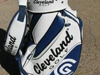 New 2010 Cleveland Golf Personnel Bag PN # 32936 This