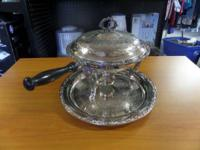 Chafing Dish just in at BULLDOG KIDS  $65.00 OBO  Come