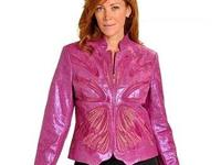 "This 24"" diamond quilted jacket is a show stopper! This"