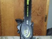 Troy-Bilt 21 inch cutting width mower. Greenworks