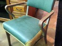 Antiquity Blue Chair. Original Rate $49.00. Save 20 %