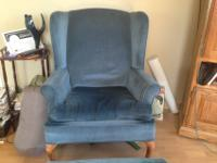 I have a vintage chair that is in good condition. No