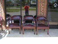 chairs $ 25..00 each COME BY AND LOOK AROUND AND VISIT