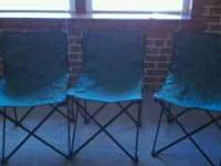 Chairs / Camping or Sport / Folding /3 for $10 / No