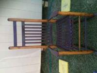 LSU Table & Chairs Stained A Must See Item Call Or Text