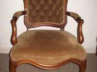 Chairs, Queen Anne Style Pair   $190 (Binghamton)