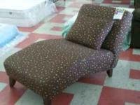 Chaise lounge $249. 1- Location: bargain barn henderson