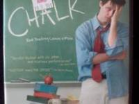 For sale is a copy of Chalk, a more detailed