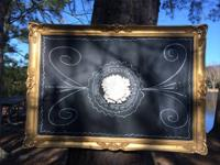 CHALKBOARDS AVAILABLE! CHALKBOARDS FOR SALE!