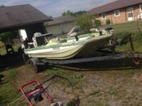 I have a challenger mark 3 bass boat for sale or trade