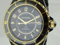 This is a Chanel, J12 for sale by KosPro Inc. The