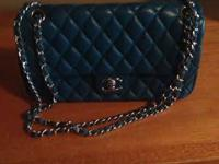 Replica Iconic Chanel Purse. Purchased 2 years back,