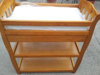 Baby's Changing table for sale.Excellent condition. See