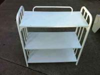 Changing Table, pre-fab. Good Condition. We used it for
