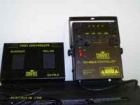I have a nice Chaovet stage light controller ch-460ls