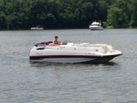 Chaparral Deck Boat 1996 230 Sunesta ... exceptional