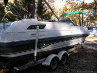 1996 Chaparral Sunesta 250 One of a kind deck boat,