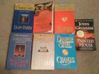 chapter books $.50 each. all pages in good shape. if