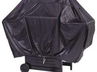 This full length cover fits cart style grills up to 68