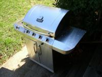 for sale a charbroil commercial series propane gas