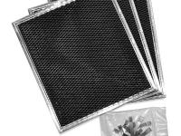 Replace your range hood charcoal filter every 6 months