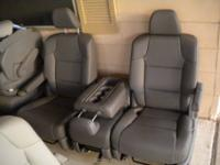 Brand new unused Complete set two bucket seats with