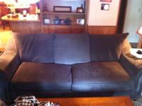 SOFA IS SOLD - LOVESEAT STILL AVAILABLE ASKING $200.00