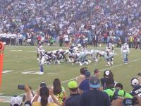 WATCH THE SAN DIEGO CHARGERS VS THE SUPER BOWL CHAMPS