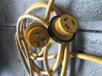 CHARGER FOR YOUR BOAT YELLOW CABLE LAST ONE LIKE NEW