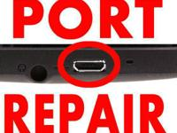 VORTEX CELLPHONE REPAIR CHARGING PORT DAMAGED.