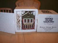 I have the complete Charles Dickens Christmas Village