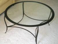Sculptura Cocktail Table by Charleston Forge.  Model